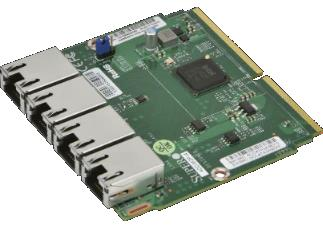 SIOM 4-port GbE Intel i350-AM4