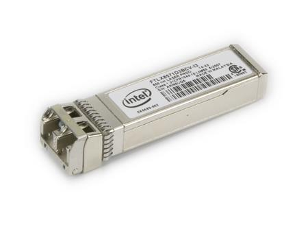 Intel 1G/10G Dual-Rate SFP+ Short Range Transceiver